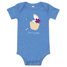 I like 'em young! Baby Onesie