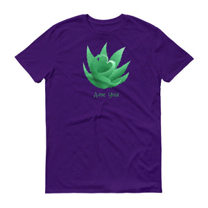 A-loe you! Short-Sleeve T-Shirt