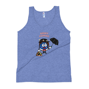 Berry Poppins Unisex Tank Top