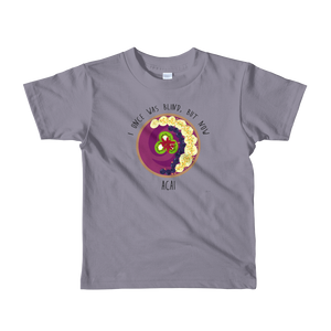 Acai Bowl Short sleeve kids t-shirt