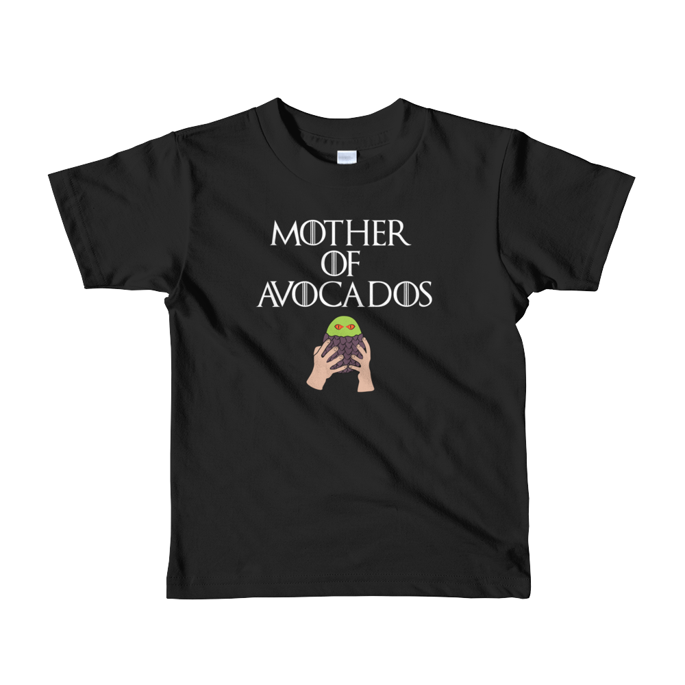 Mother of Avocados Short sleeve kids t-shirt