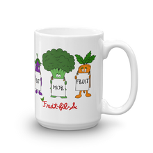 Eat Mor Fruit Mug