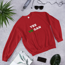 Yes VeGAN Sweatshirt