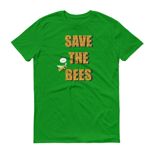 Save the Bees Short-Sleeve T-Shirt