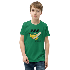 Just Peel It Youth Short Sleeve T-Shirt