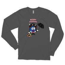 Berry Poppins Long sleeve t-shirt
