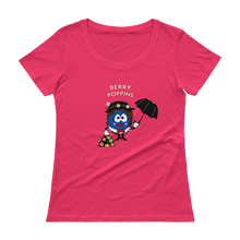 Berry Poppins Ladies' Scoopneck T-Shirt