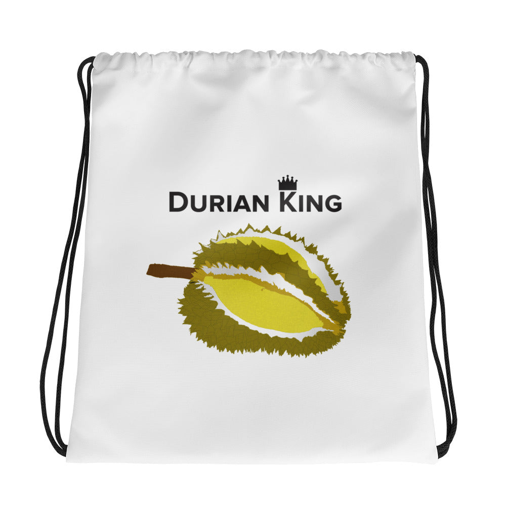 Durian King Drawstring bag