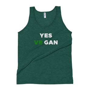 Yes VeGAN Unisex Tank Top
