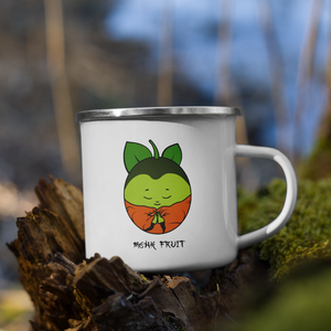 Monk Fruit Enamel Mug