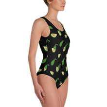 Avocado One-Piece Swimsuit
