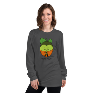 Monk Fruit Long sleeve t-shirt