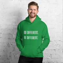 Do Different, Be Different Hooded Sweatshirt