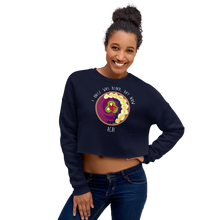 Acai Bowl Crop Sweatshirt