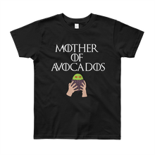 Mother of Avocados Youth Short Sleeve T-Shirt