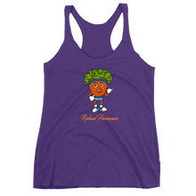 Richard Persimmons Women's Racerback Tank
