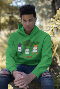 Eat Mor Fruit Hooded Sweatshirt