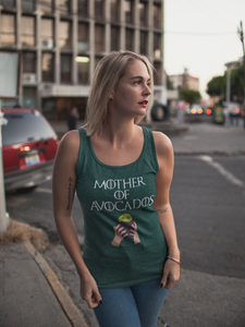 Mother of Avocados Unisex Tank Top