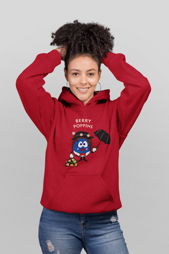 Berry Poppins Hooded Sweatshirt