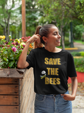 Save the Bees Organic T-Shirt