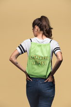 Militant Vegan Drawstring Bag