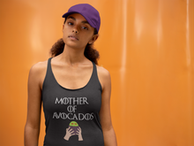 Mother of Avocados Women's Racerback Tank