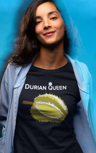 Durian Queen Organic T-Shirt