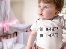Do Different Be Different Infant Bodysuit