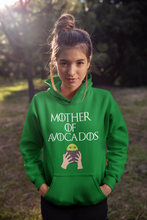 Mother of Avocados Hooded Sweatshirt