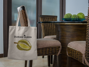 Durian Queen Tote bag