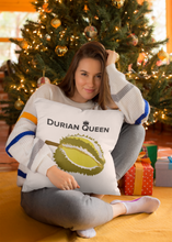 Durian Queen Square Pillow