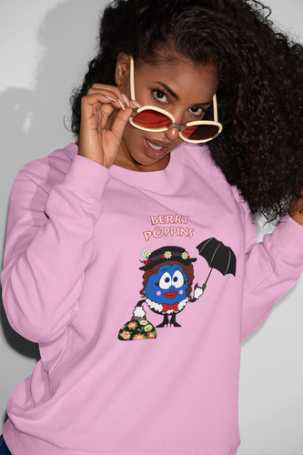 Berry Poppins Sweatshirt
