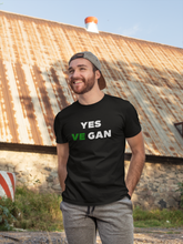 Yes VeGAN Short-Sleeve Unisex T-Shirt