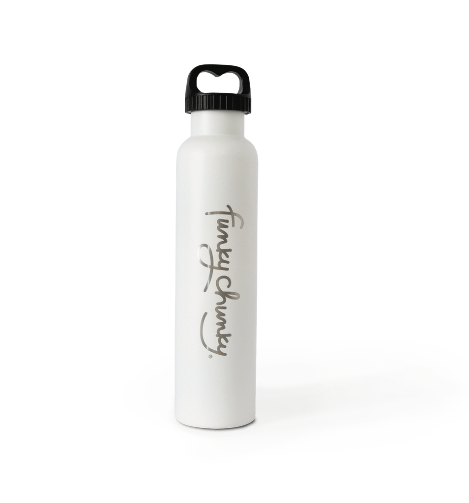 Funky Chunky Water Bottles (750ml)-configurable-White-Funky Chunky