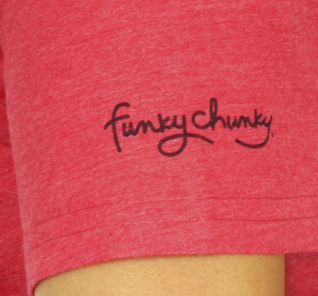 The Super Soft Funky T-Shirt - Funky Chunky