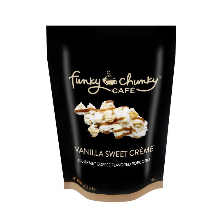 Vanilla Sweet Crème Large Bag (5oz.)-simple-Funky Chunky
