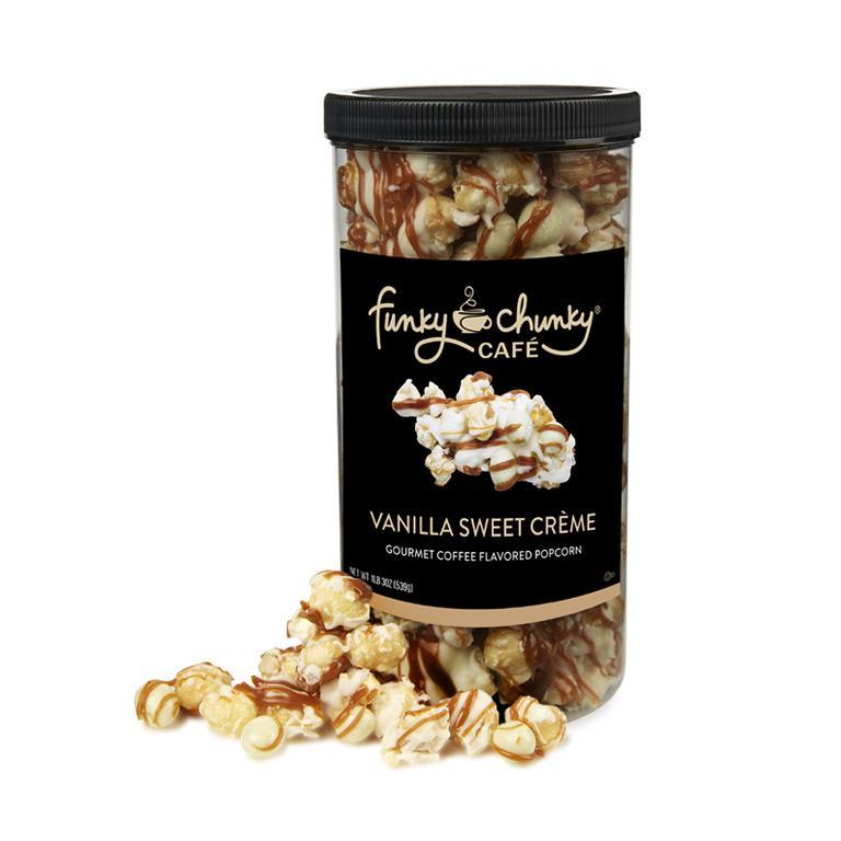 Tall Canisters (19oz.)-configurable-Vanilla Sweet Crème-Funky Chunky
