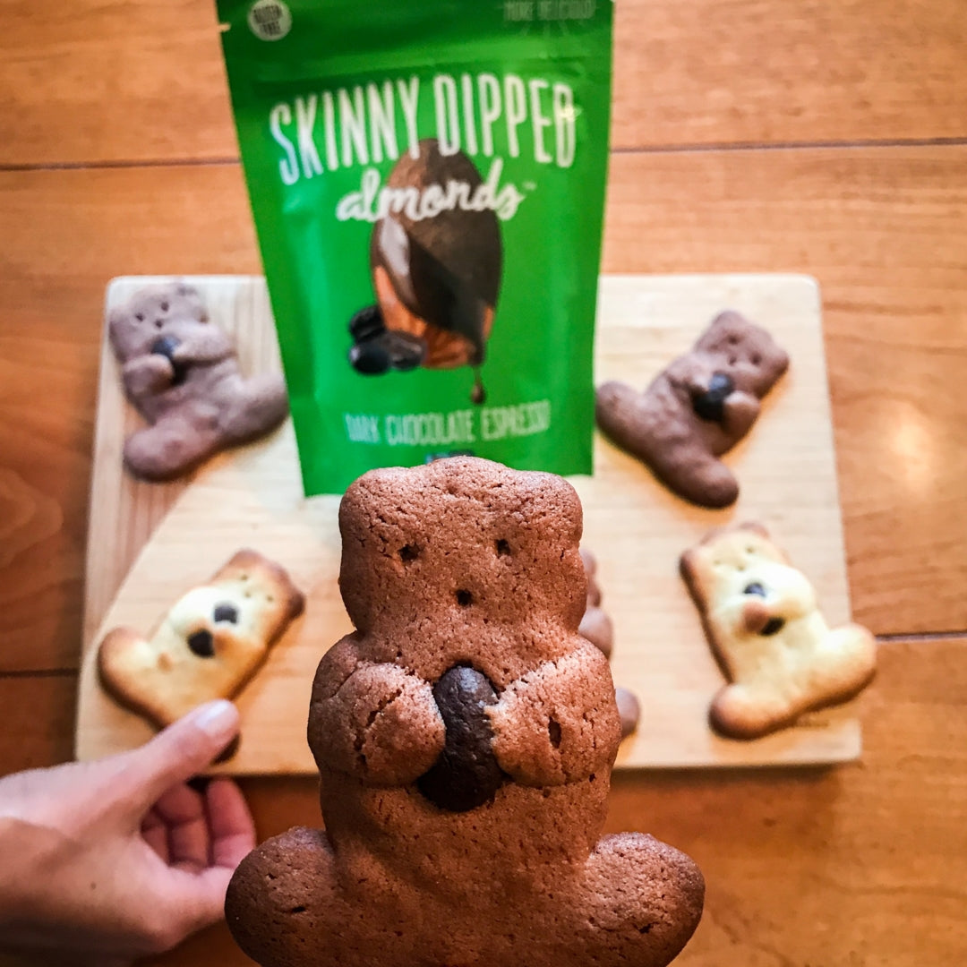 Kid-friendly Bear Biscuits