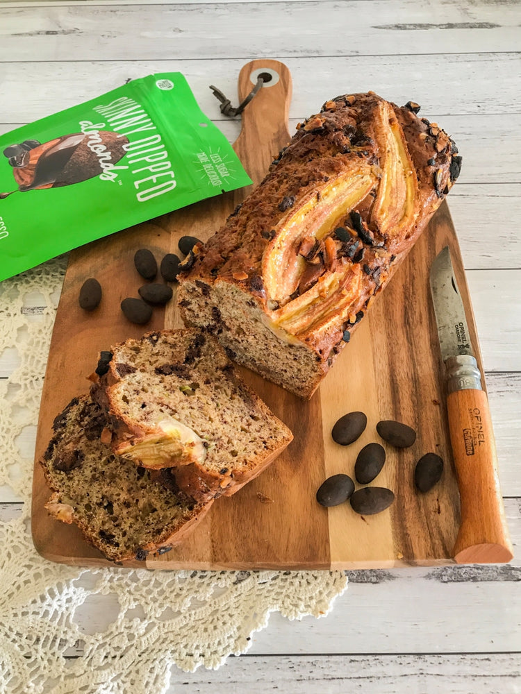 Espresso Banana Bread Recipe