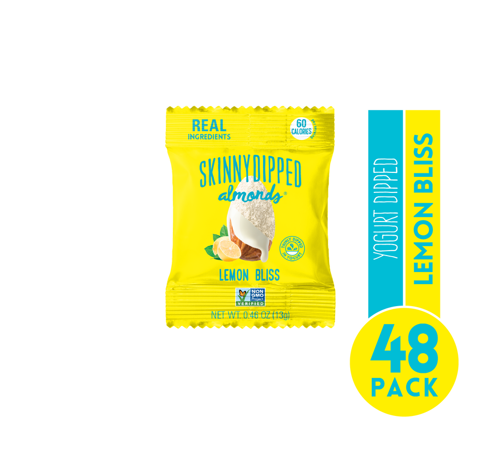 Lemon Bliss 0.46 oz Mini Packs - Case of 48