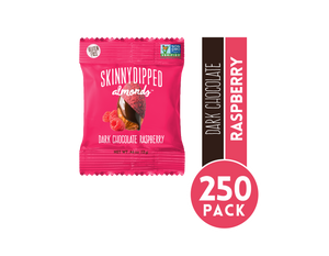 Raspberry 0.46 oz Mini Packs - Case of 250