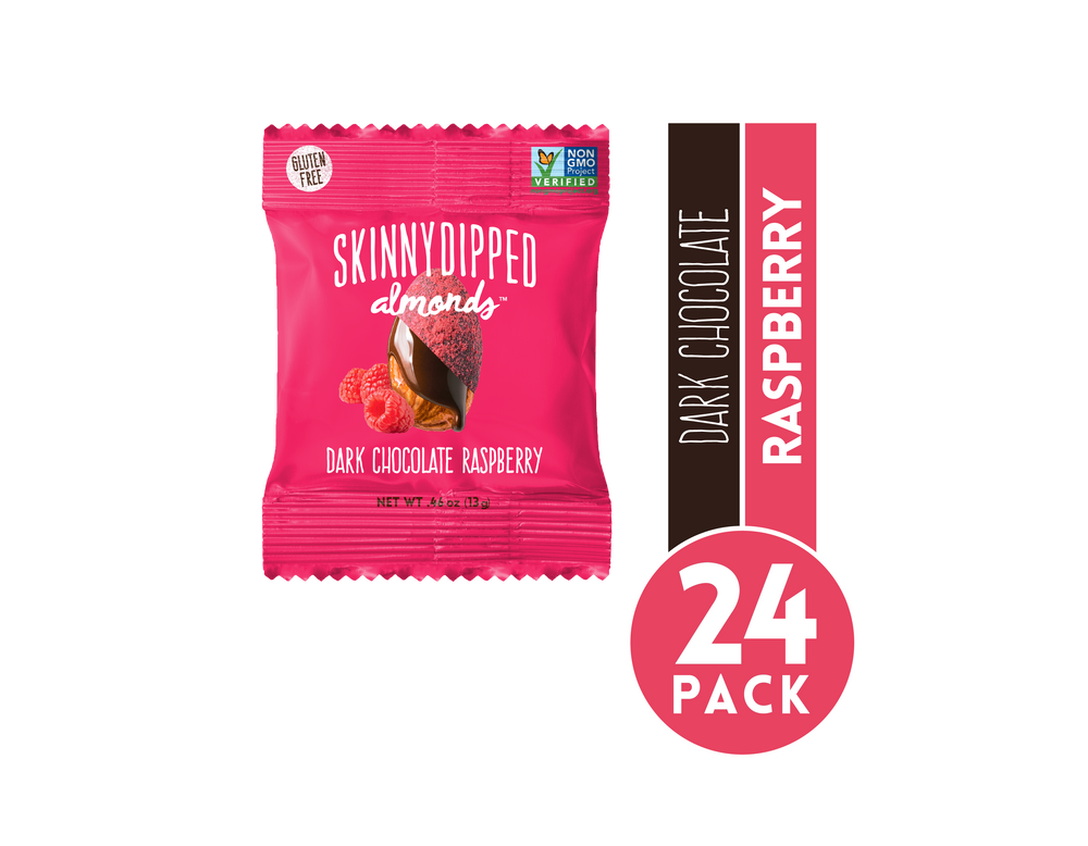 Raspberry 0.46 oz Mini Packs - Case of 24