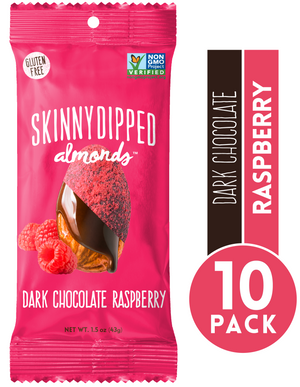 Raspberry 1.5 oz Single Packs - Case of 10