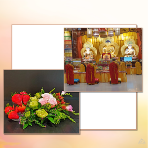 DBC - Flowers and Fruits Offering Package