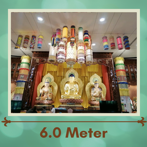 EVO - The Dhvaja Banner 6-meter (2020 Ullambana Grand Puja Offering)