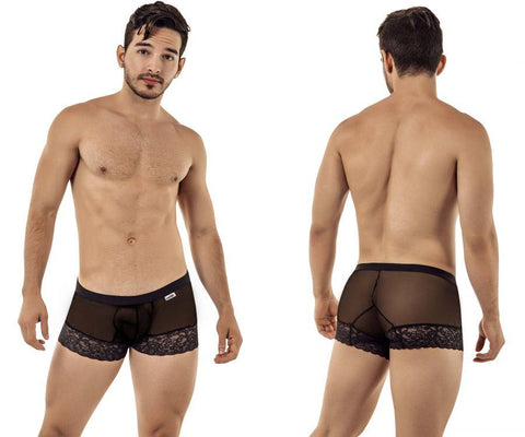 CandyMan 99407 Lace Trunks Color Black