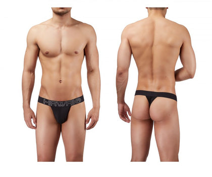 HAWAI 41947 Thongs Color Black