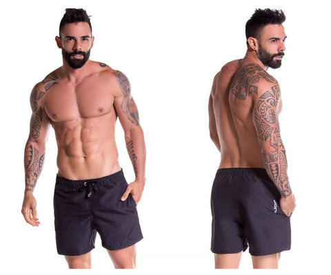 JOR 0786 Torino Athletic Shorts Color Black