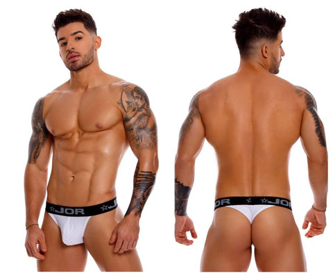 JOR 1082 Berlin Thongs Color White