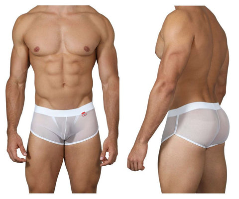 Pikante PIK 0226 Chekke Lifter Trunks Color White